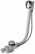 Слив-перелив для ванны Jacob Delafon Capsule (E6D134-CP) с функцией наполнения ванны (хром)