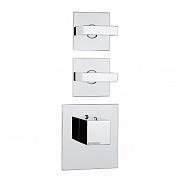 Термостат для ванны Bossini Outlets (Z033203.030) на два потребителя