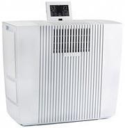 Мойка воздуха Venta LW62 WiFi антрацит / белый 400х700х600