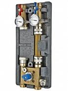 """Насосный модуль с байпасом и четырехходовым клапаном Valtec 1 1/4"""" (VT.VAR21.G.07)"""