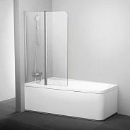 Шторка для ванной Ravak 10° 10CVS2 (7QLA0C03Z1) левая профиль хром
