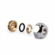 Фитинг SR Rubinetterie для медной трубы, герметичный O-Ring, Ø15x24/19, цвет бронза (0481-1900Z0E0)