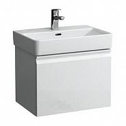 Тумба для ванной Laufen Pro (4.8304.2.095.463.1) (65 см) (белый матовый)