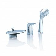 Смеситель для ванны Ravak Rosa RS 025.00 (X07P003)
