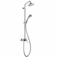 Душевая система Hansgrohe Croma 100 Showerpipe 160 хром (27154000)