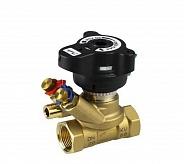 Danfoss MSV-BD (Данфосс) Ручной балансировочный клапан с внутренней резьбой 3/4 (003Z4002)