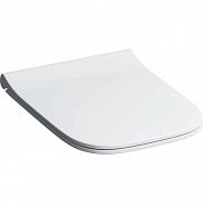 Крышка-сиденье для унитаза Geberit Smyle Square (500.239.01.1)