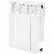 Радиатор биметаллический Stout Space 350 4 секции боковое подключение (SRB-0310-035004)