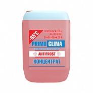 Теплоноситель Primoclima Antifrost концентрат (Этиленгликоль) -65C 20 кг канистра (красный) (PA -65C 20)
