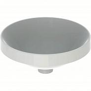 Раковина встраиваемая в столешницу Geberit VariForm круглой формы (40 см) (500.702.01.2)