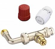 Danfoss (Данфосс) Комплект клапана ля двухтрубной системы RA-K/RA 2994 (013G2169)