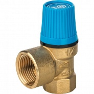 """Клапан предохранительный Stout для систем водоснабжения, 1/2""""x3/4"""", 6 бар (SVS-0003-006015)"""