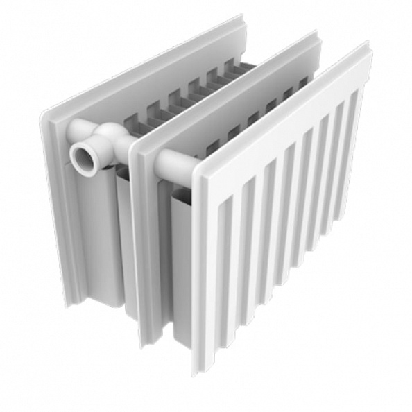Стальной панельный радиатор SPL CV 33-3-24 (300х2400) с нижним подключением