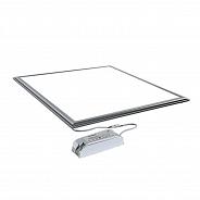Светодиодная ультратонкая Led панель Эра 40Вт 4500К в комплекте с эпра (Светильник Армстронг)
