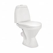 Унитаз напольный Santek Римини с сиденьем дюропласт (1WH302130)