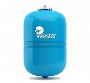 Гидроаккумулятор для водоснабжения Wester WAV 12 вертикальный (арт. 0141030)
