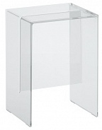 Табурет Laufen Kartell by Laufen (3.8933.0.084.000.1) прозрачный