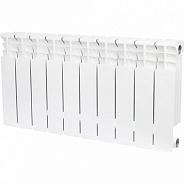 Радиатор биметаллический Stout Space 350 10 секций боковое подключение (SRB-0310-035010)