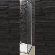 Боковая стенка Jacob Delafon Contra (90х195) (фиксированная) (прозрачное стекло)