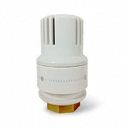 Термостатическая головка SR Rubinetterie М30х1,5 цвет белый (N095-00000000)
