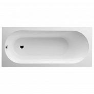 Квариловая ванна Villeroy & Boch Oberon 180x80 см с ножками (UBQ180OBE2V-01)