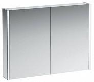 Зеркальный шкаф Laufen Frame25 (4.0860.3.900.144.1) (100 см) с LED подсветкой