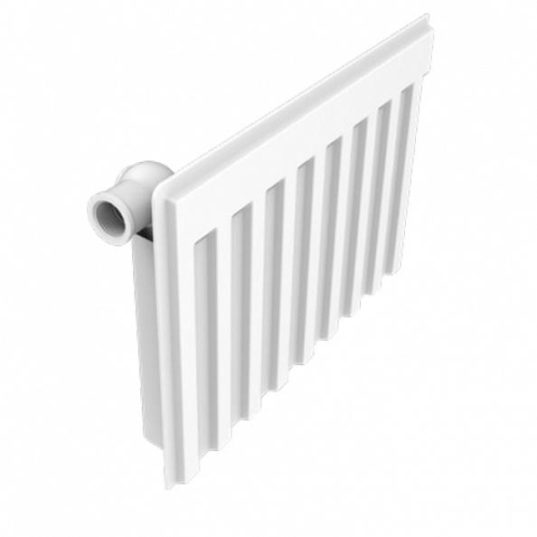 Стальной панельный радиатор SPL CC 11-5-05 (500х500) с боковым подключением