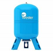 Гидроаккумулятор для водоснабжения Wester WAV 80 вертикальный (арт. 0141120)