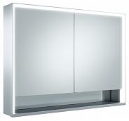 Зеркальный шкаф с подсветкой 1000х735х165 мм Keuco Royal Lumos, для монтажа на стене (14304 171301)