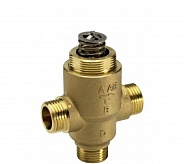 Danfoss (Данфосс) VZ 3 Клапан регулирующий трехходовой c наружной резьбой 1/2 (065Z5412)