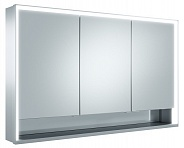Зеркальный шкаф с подсветкой 1200х735х165 мм Keuco Royal Lumos, для монтажа на стене (14305 171301)