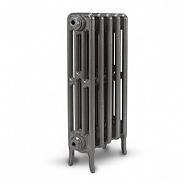 Чугунный ретро-радиатор Exemet Neo 660/500 1 секция, размер с ножками 660х143х60 мм