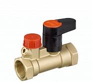 Danfoss (Данфосс) MSV-S Клапан ручной запорный с внутренней резьбой 1/2 (003Z4011)