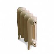 Чугунный ретро-радиатор Exemet Prince 650/500 1 секция, размер с ножками 650x140x75мм