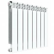 Биметалический радиатор Rifar Alp Ventil 500,6 секций,с нижним левым подключением