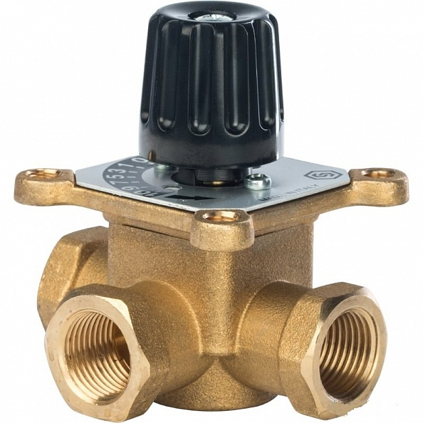 Трехходовой смесительный клапан Stout 1/2 KVs 2.5 (арт. SVM-0003-011502)