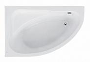 Акриловая ванна Roca Welna (ZRU9302997) (160x100) левая