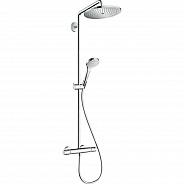 Душевая система Hansgrohe Croma Select 280 1jet showerpipe хром (26790000)