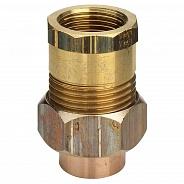 Бронзовое разъемное Viega соединение с коническим уплотнением  35x1 1/4  ВР